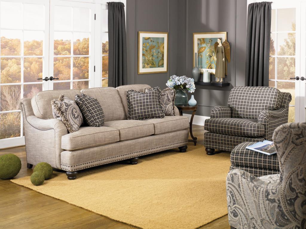 Как выбрать подходящую обивку для мягкой мебели