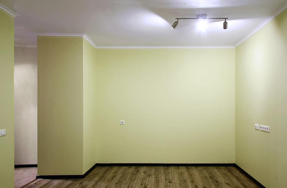 Как покрасить свою квартиру?