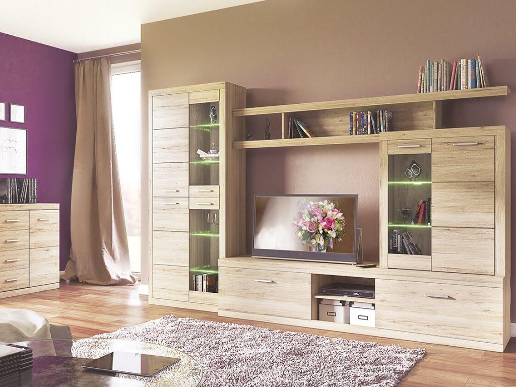 корпусная мебель в доме