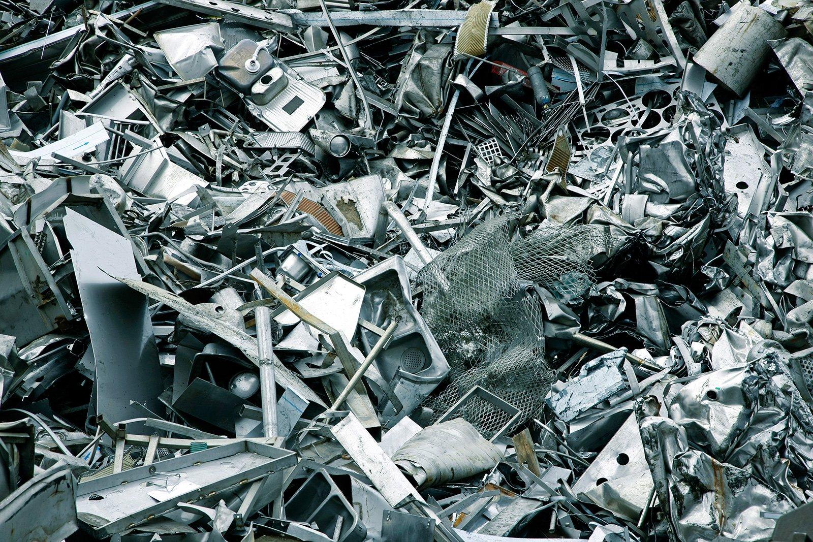стальной металлолом