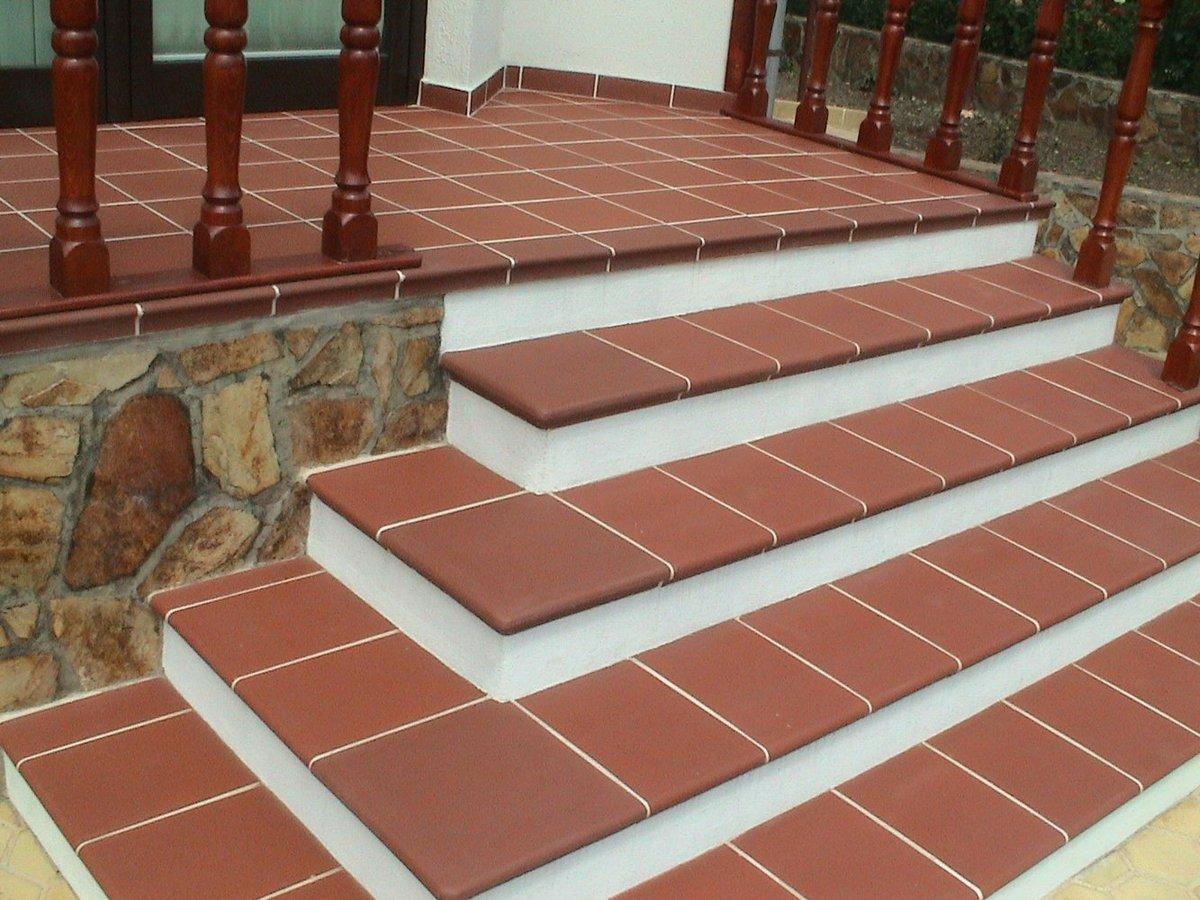 плитка для лестницы
