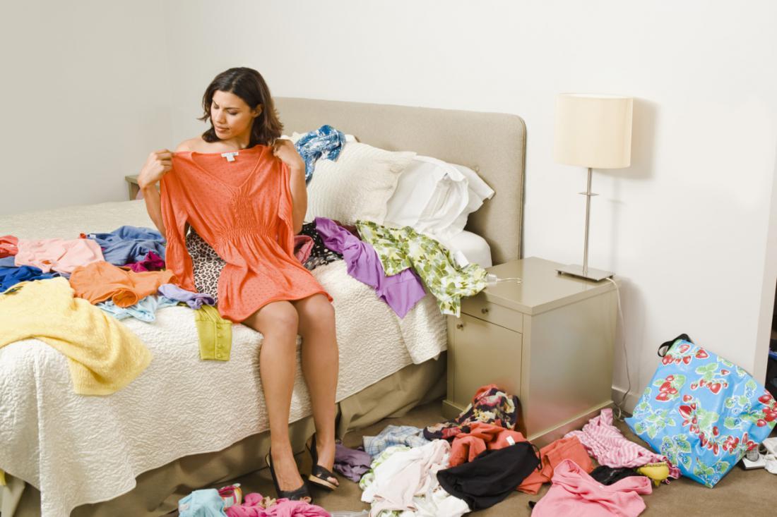 Вещи, которые нужно убрать из спальни как можно скорее