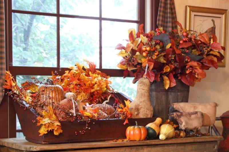 Осень в вашем доме